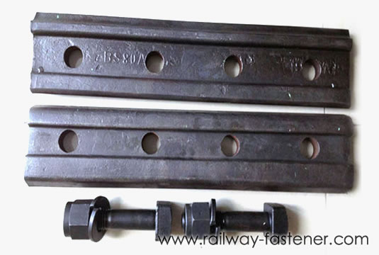 4 Hole Splice joint bar
