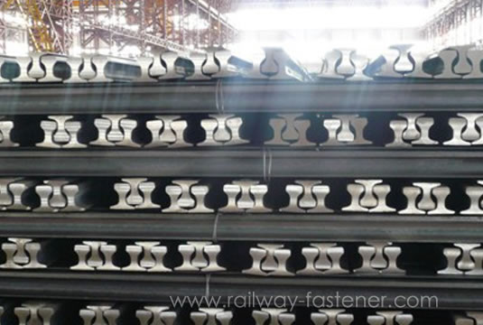 ISCR IN standard steel rail