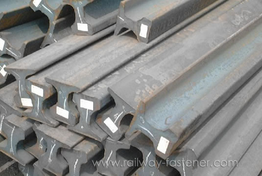 USA standard steel rail