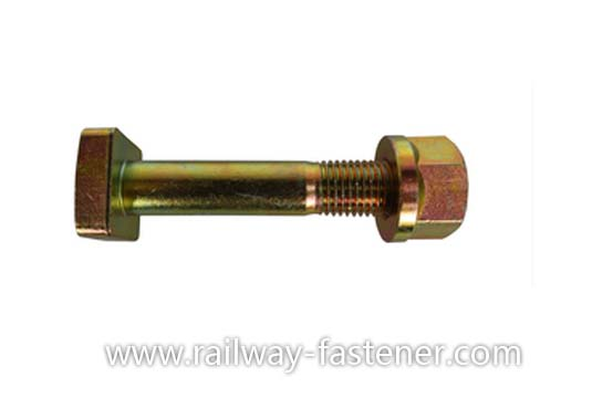 German Standard track bolt