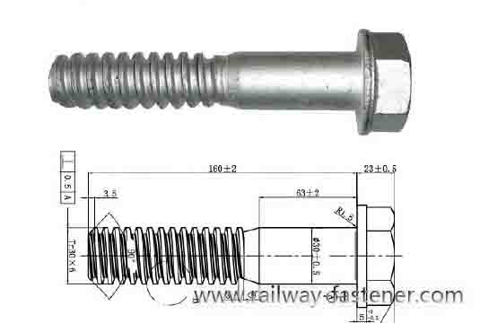 TR Thread Screw Spikes